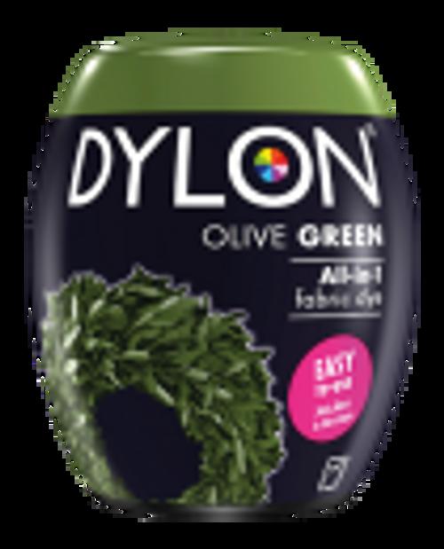 Olive Green All-in-1 Machine Dye Pod