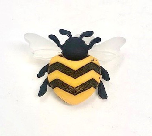 Honey Bee Novelty Buttons, Sold Individually