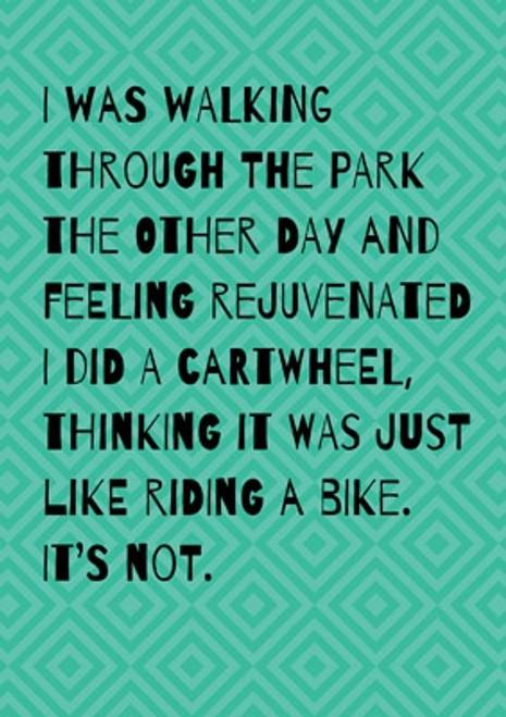 Cartwheels Cards