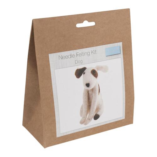 Dog Needle Felting Kit