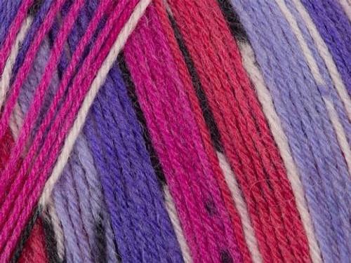 Storm Zig Zag 4 Ply Sock Wool (100g)