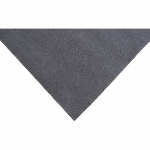 Grey Acrylic Felt Sheet (23cm x 30cm)
