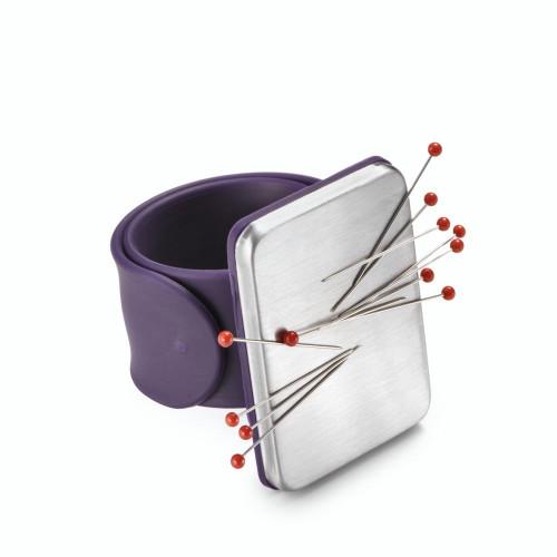 Magnetic Pin Cushion Arm Bracelet