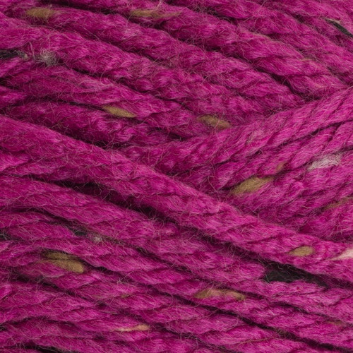 Special Xl Tweed Super Chunky - Boysenberry ( 100grms)