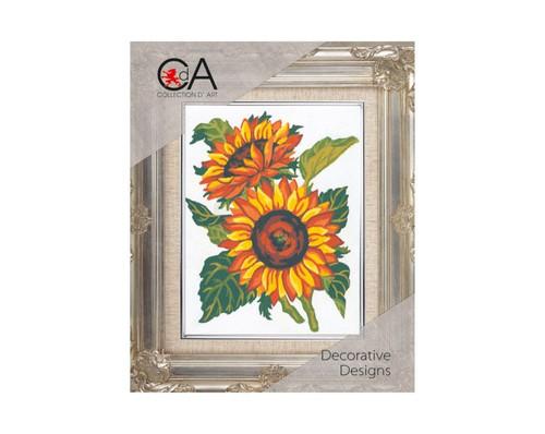 Sunflowers Needlepoint Tapestry Kit