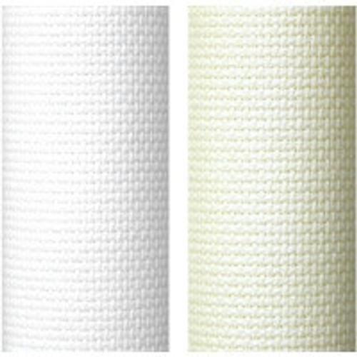 White 14 Count HPI Aida Sheet, 10in x 14in/25cm x 35cm, Sold Per Sheet