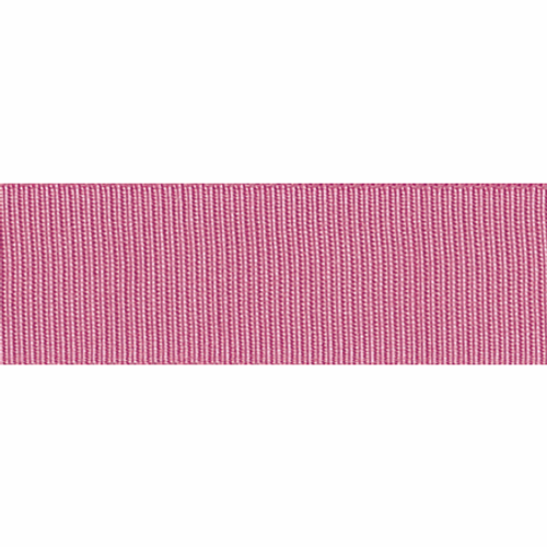 Dusty Pink Grosgrain Ribbon, 40mm wide, Sold Per Metre