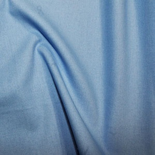 Cyan 100% Cotton Fabric, 112cm/44in wide, Sold Per HALF Metre