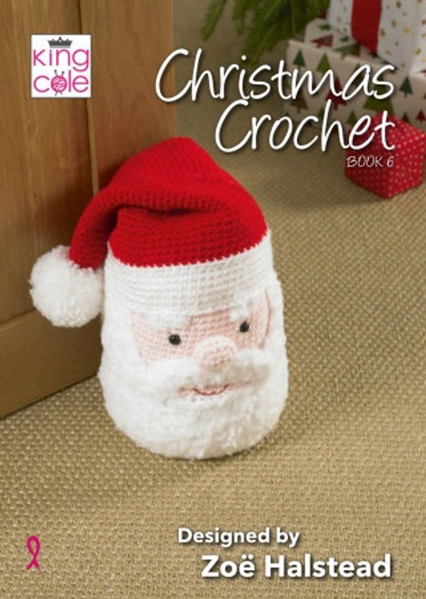 Christmas Crochet Pattern Book 6