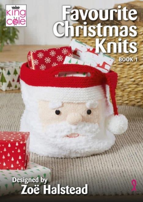 Favourite Christmas Knits Pattern Book