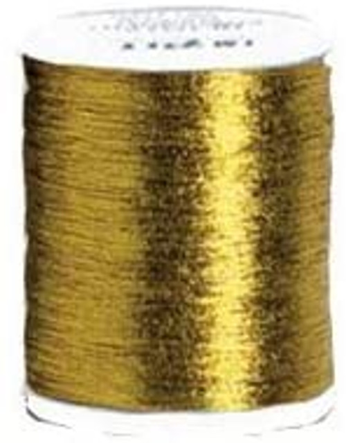 Embroidery Thread: Metallic: 180m Gold