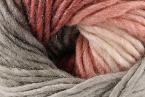 Pink Gin Riot Chunky with 30% Wool (100g)