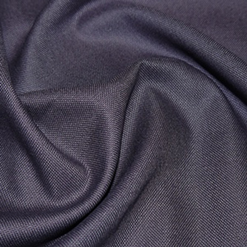 Cotton Canvas - Charcoal (100% Cotton) 140cm/55in wide, Sold per Half Metre