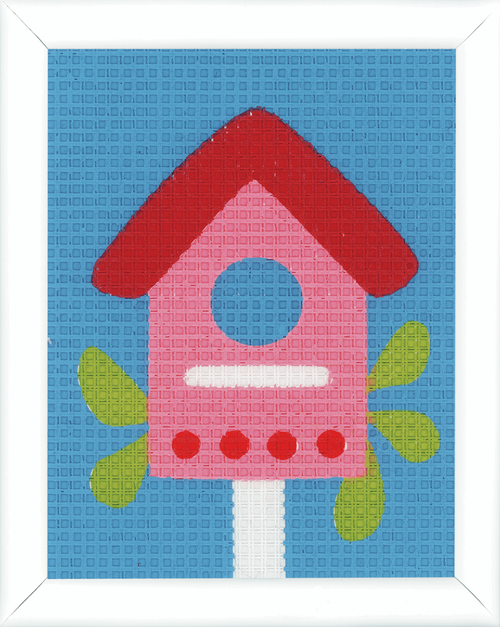 Tapestry Kit: Birdhouse