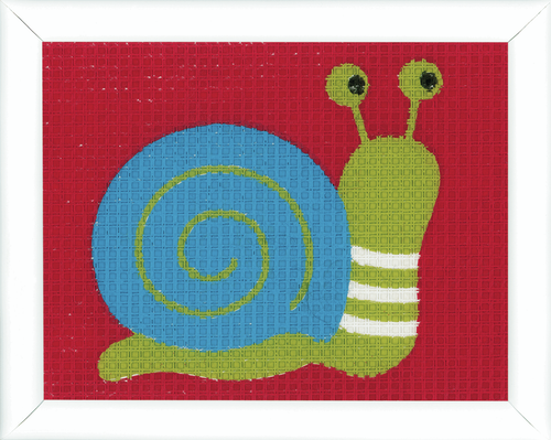 Tapestry Kit: Snail