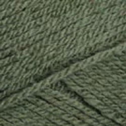 Bonus Aran with Wool-Green Heather  ( 400grms)