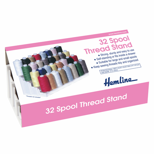 32 Spool Rack Stand