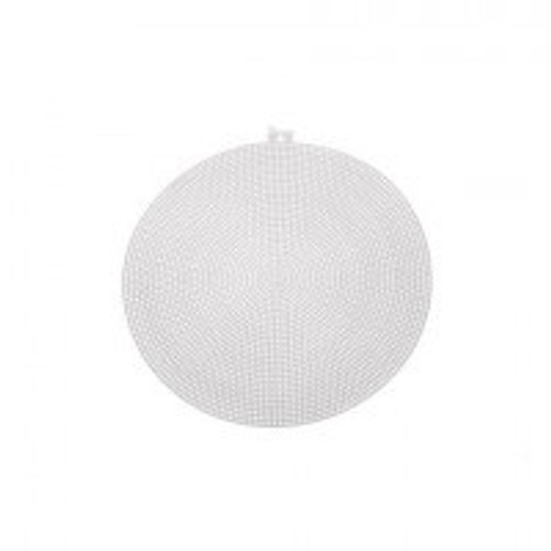 Needlecraft Fabric in Plastic Canvas - Circular Shape- 9-1/2 inches (24.1cm) - Sold Individual