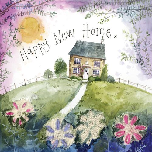 New Home Sunshine Card