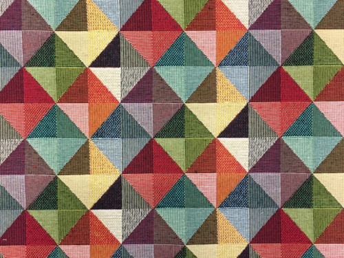 Little Holland Tapestry Woven Heavyweight Fabric, 140cm/55in wide, Sold Per HALF Metre