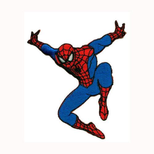 Spider-Man Super Hero Iron-on Sew-on Applique Motif