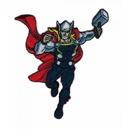 Thor Super Hero Iron-on Sew-on Applique Motif