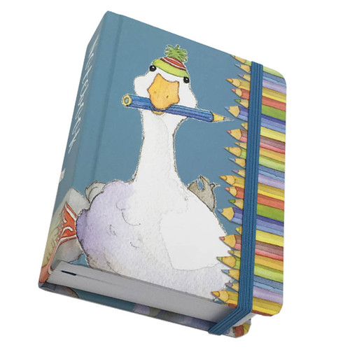 Animal Magic A6 Hardback Notebook with 120 Lined Pages