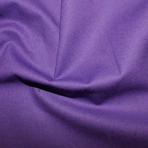 Purple 100% Cotton Fabric, 112cm/44in wide, Sold Per HALF Metre