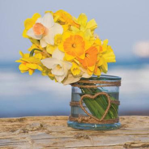 Bouquet of Daffodils Greeting Card