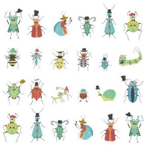 Bug Nation Birthday Card