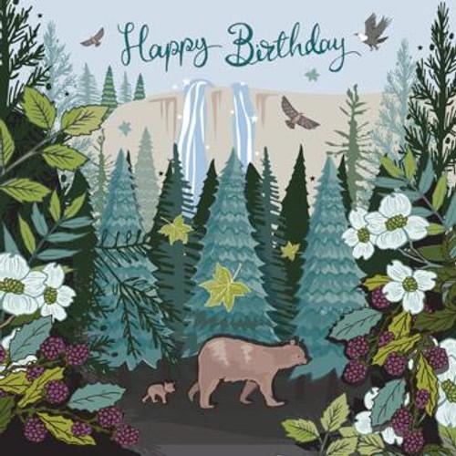 Happy Birthday (Bears) Birthday Card