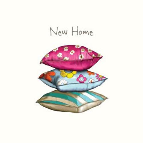 New Home (Cushions) Greeting Card