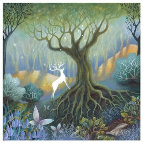 The Wishing Tree Greeting Card