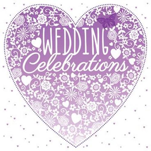 Wedding Celebrations Greeting Card