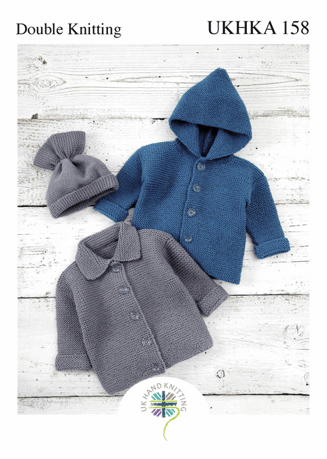 UKHKA 158 - DK Jackets and Hat