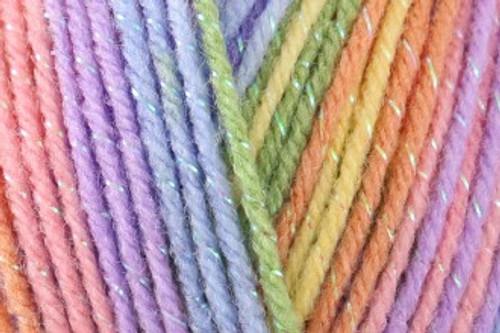 Pastel Rainbow Baby Twinkle Print DK (100g)