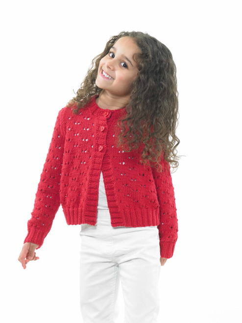 JB675 - Double Knit Children's Cardigan