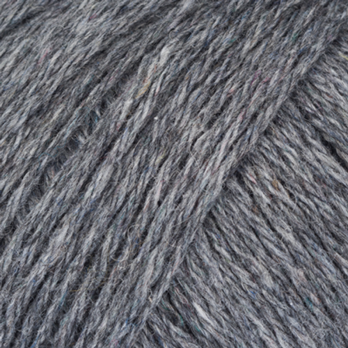 ReCreate 100% Recycled Yarn - Charcoal Double Knitting Yarn - (100g) 40% Wool- 30% Acrylic
