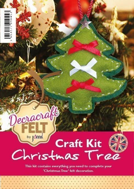 Felt Christmas kit