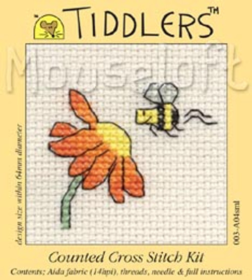 Visiting BeeTiddlers Small Cross Stitch