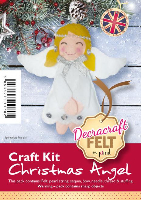 Christmas Angel Felt Kit