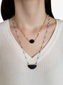 Beaded Unfinished Necklace Chain Collection, 1 Foot