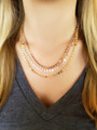 Sterling Silver Unfinished Necklace Chain Collection, 1 Foot