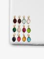Cairo Gold Birthstones, 12 Colors