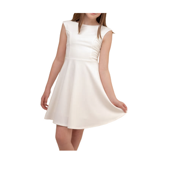 Cap Sleeve Tween Dress