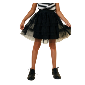 Tulle Layered Skirt