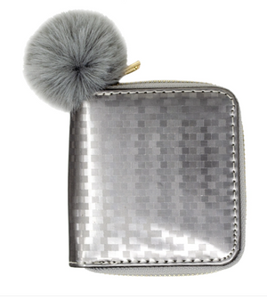 Wallet - Reflective Silver