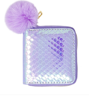 Wallet - Mermaid Scale
