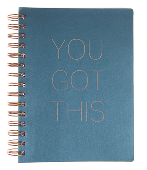 Notebook -You Got This