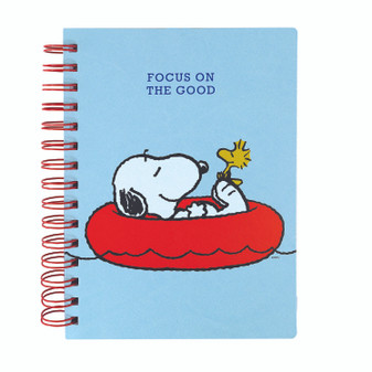 Fun medium notebook perfect for schoolwork or jotting down thoughts and ideas!